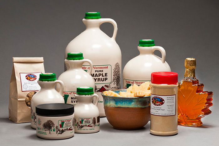 Silloway Vermont Maple Syrup Products